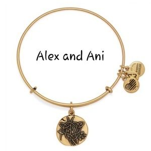 Alex and Ani Rulers of the Woods Bracelet (Vine)
